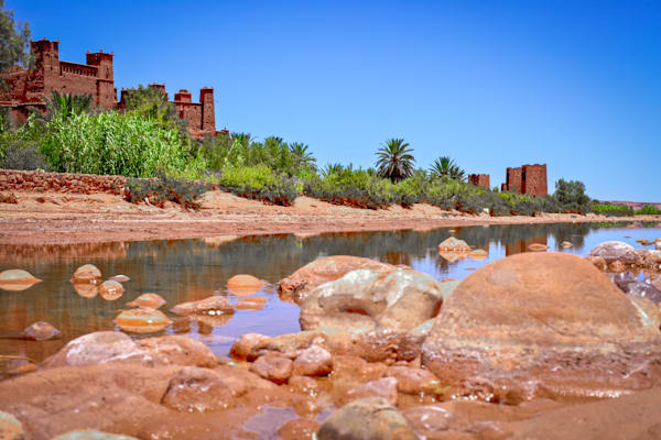 Ait Ben Haddou Morocco V | Travel Photography Print