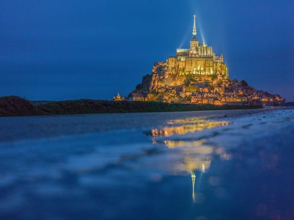The Magic of Mont Saint Michel | Travel Photography Print