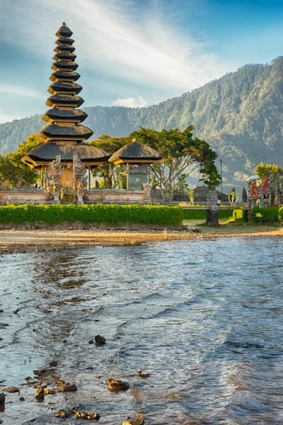 Pura Ulun Danu II | Travel Art Photography Print