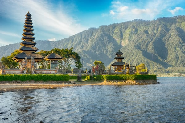Pura Ulun Danu | Travel Art Photography Print