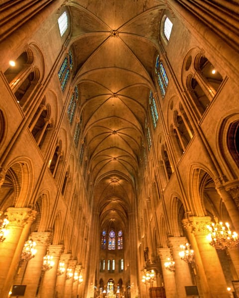Glorious Notre Dame II | Travel Photography Print