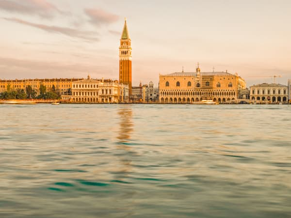 Venice At Sunrise | Architecture Photography Print