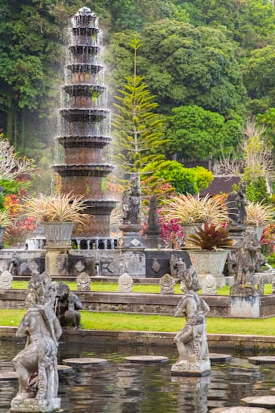 Tirta Gangga | Travel Art Photography Print