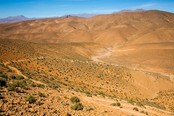 Atlas Mountains III | Mountain Landscape Photography Print