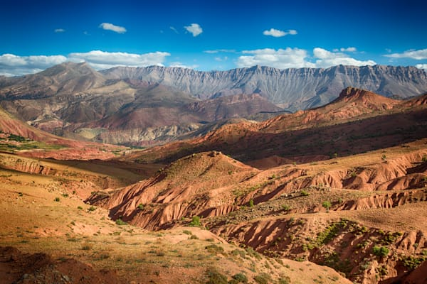 Atlas Mountains | Mountain Landscape Photography Print