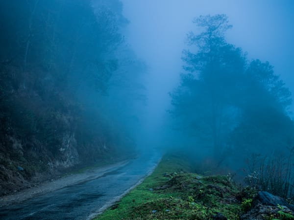 Road Into the Unknown | Nature Art Photography