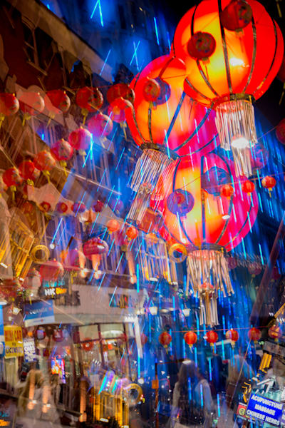 Festive Chinatown Lanterns | Online Art Photography Store