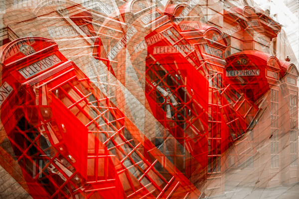 London Phone boxes | Online Art Photography Store