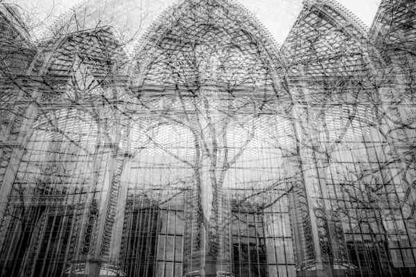 Floral Hall II | Online Art Photography Store