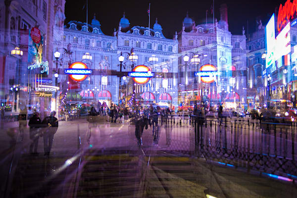 The Wonder of Piccadilly | Online Art Photography Store