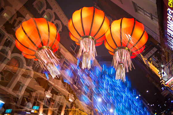 Festive Chinese Lanterns II | Online Art Photography Store