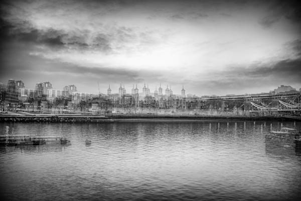 Tower Of London Multiple Exposure | Online Art Photography Store