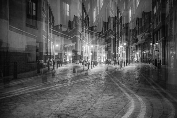 King's Street Multiple Exposure | Online Art Photography Store