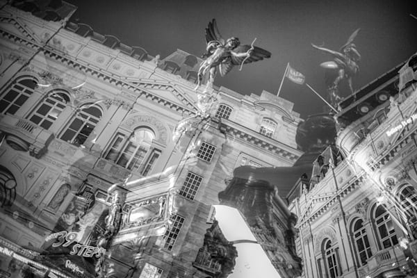 39 Steps Multiple Exposure | Online Art Photography Store
