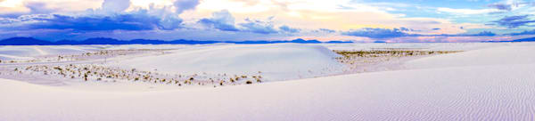 Endless White Sands