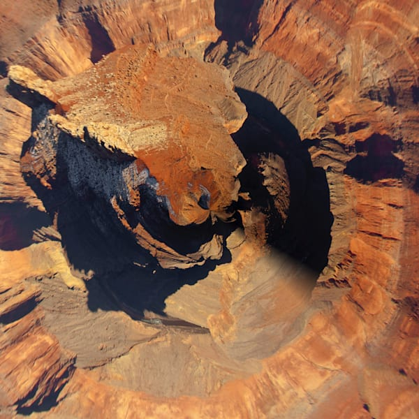 Grand Canyon II | Tiny Planet Art Photography