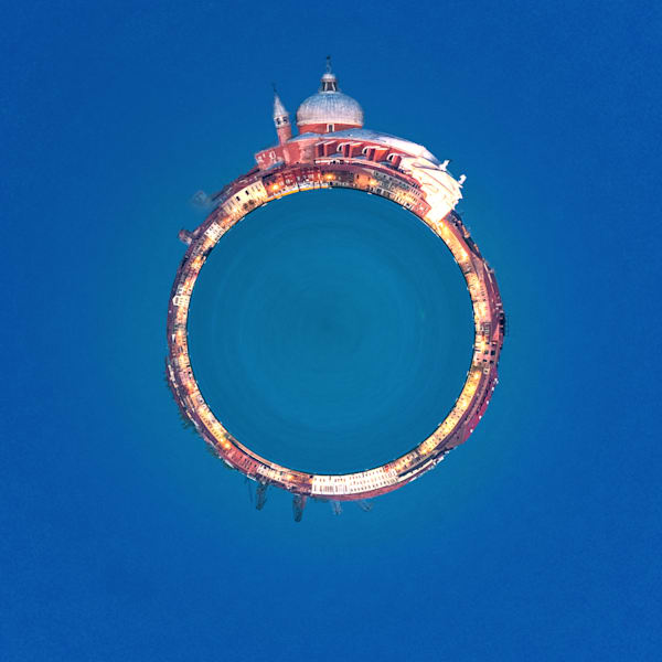 Guidecca | Tiny Planet Art Photography