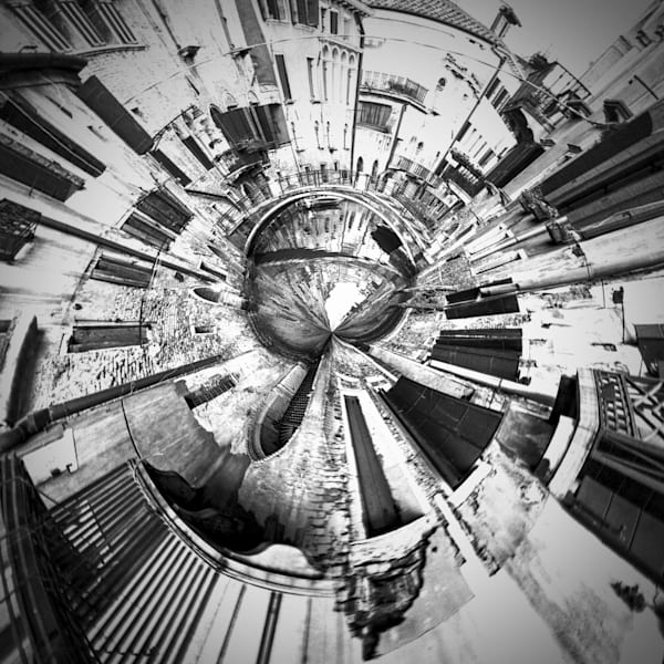Venezia | Tiny Planet Art Photography
