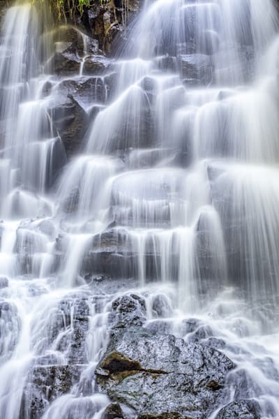 Kanto Lampo Waterfall, Bali | Tropical Landscape Photography Print