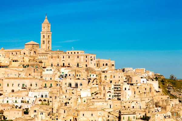 Matera Italy | Travel Photography Print