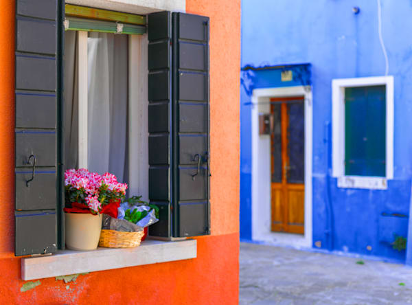 Colorful Burano | Urban Art Photography Print