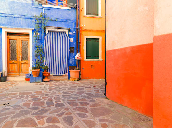 Colorful Burano II | Urban Art Photography Print