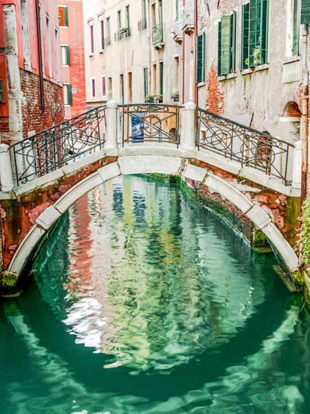 Venice Canal | Urban Art Photography Print
