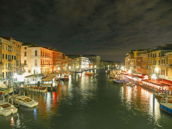 The Grand Canal | Cityscape Art Photography Print