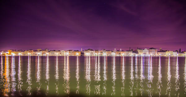 Reflections of Venice | Cityscape Art Photography Print