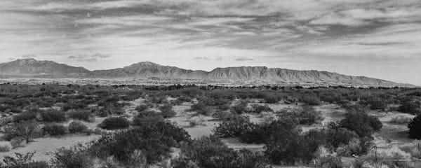 Franklin Mountain Horizon | Mountain Landscape Photography Print