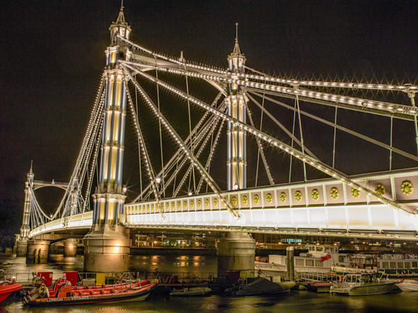 The Most Beautiful Bridge In London | London Art Photography Print