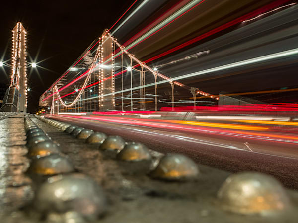 Chelsea Bridge | London Art Photography Store