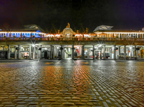 Covent Garden Piazza | London Art Photography Print