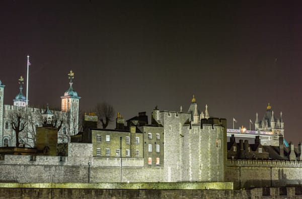 Tower Of London Nightfall | London Art Photography Print