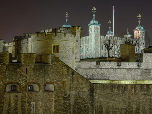 Iconic Tower Of London II | London Art Photography Print