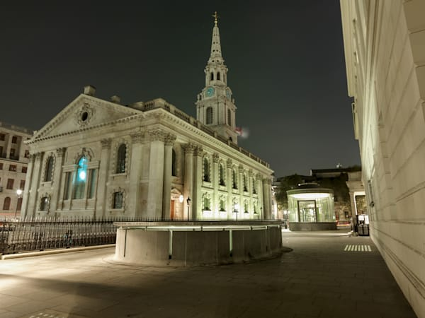 St Martin In The Fields | London Art Photography Print