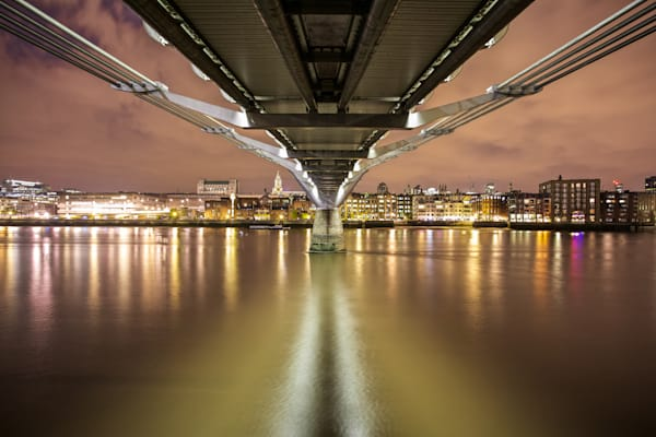 Millennium Reflection | London Art Photography Store