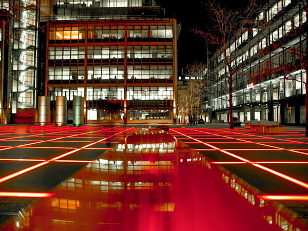 London in Red | London Art Photography Store