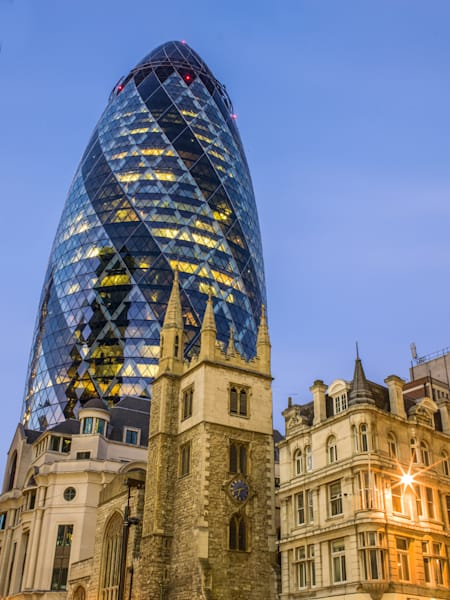 The Gherkin | London Art Photography Store