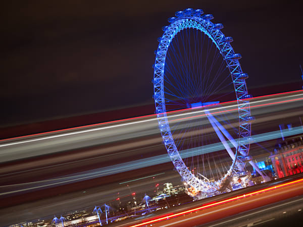 London Eye Rush | London Art Photography Store