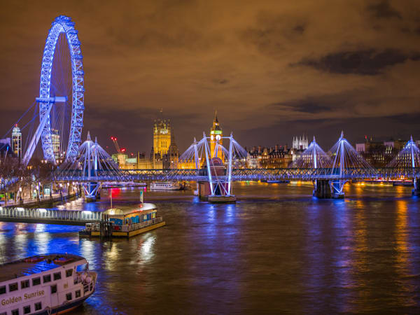 Contemporary London View | London Art Photography Store