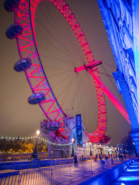 London Eye Tipped | London Art Photography Store