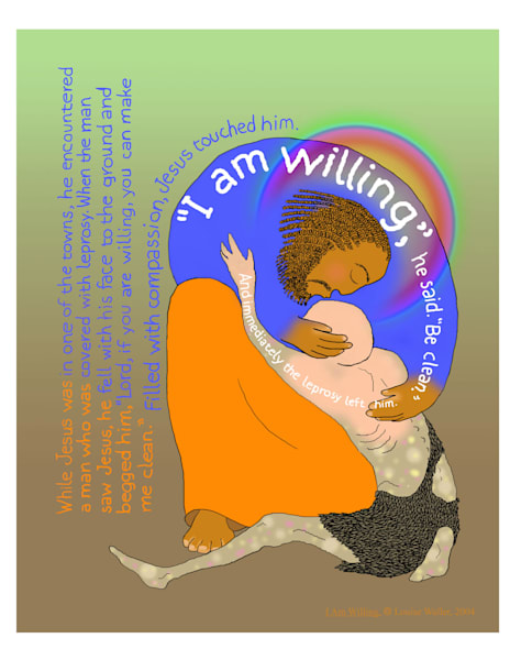 I Am Willing by Louise Waller