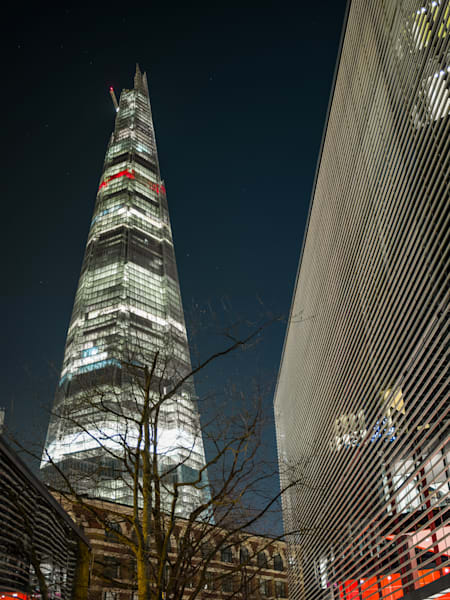 The Mighty Shard | London Art Photography Store