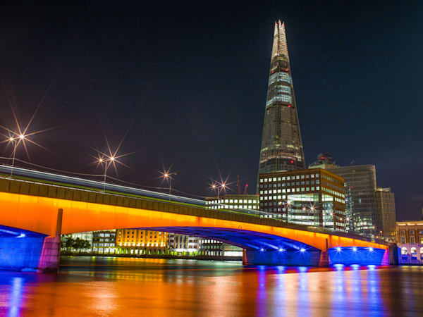 London Bridge and The Shard | London Art Photography Store