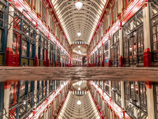 Leadenhall Market | London Art Photography Print