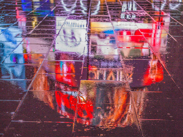 Piccadilly Colors | London Art Photography Print