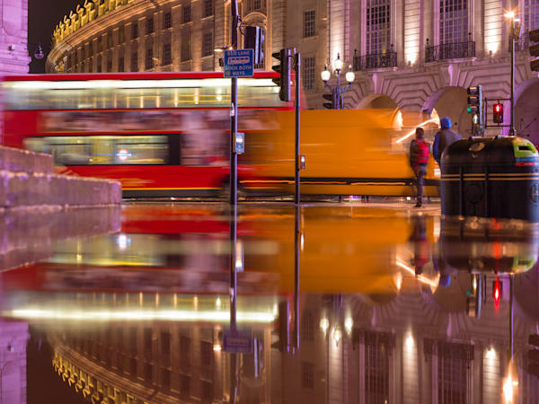 Seeing Double Decker | London Art Photography Print