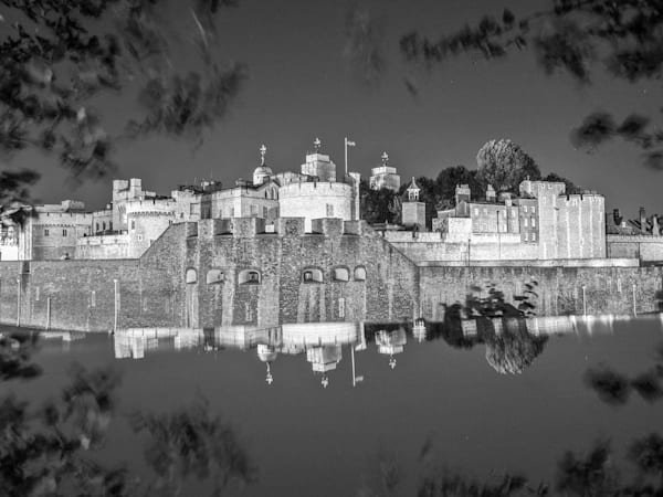 The Stately Tower | London Art Photography Print