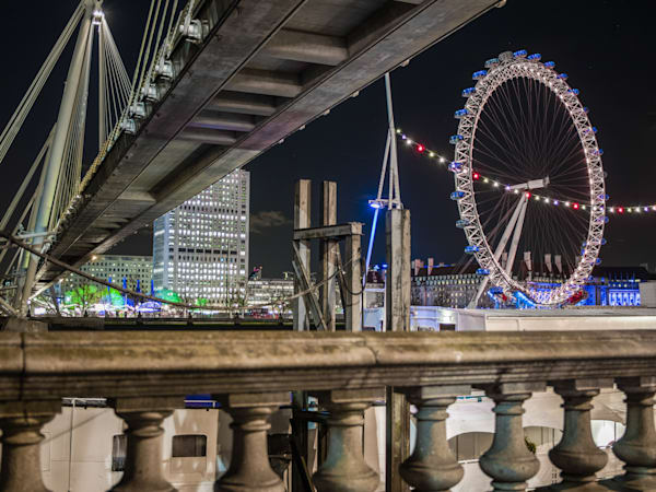Under The Jubilee | London Art Photography Print